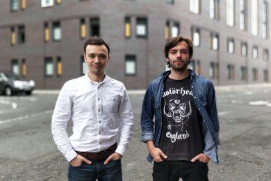Евгений Шестопал (слева), Игнат Тхоровский (справа)