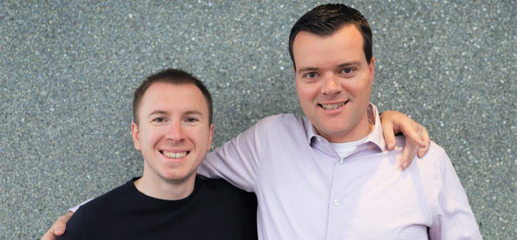 Основатели GitLab Дмитрий Запорожец и Сид Сибранд