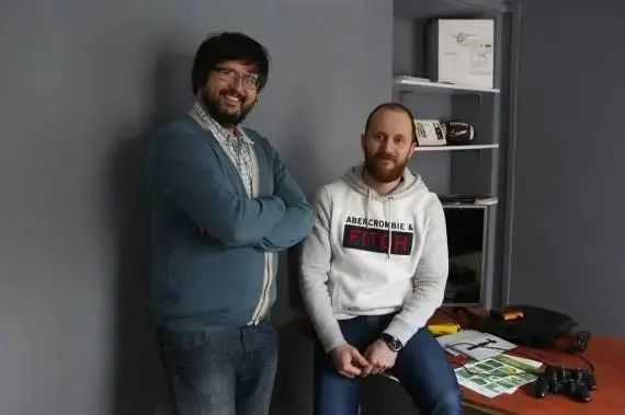Валерий Яковенко и Февзи Аметов