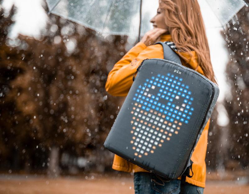 Анімований рюкзак «Pix»