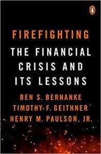 «Борьба с огнем», Бен Бернанке, Тимоти Гейтнер и Генри Полсон