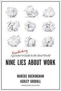 «Девять ложных утверждений о работе», Маркус Бакингем и Эшли Гудолл