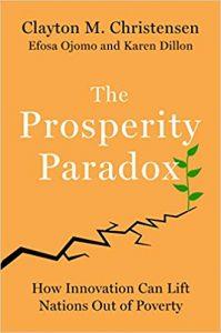 «Парадокс процветания», Клейтон Кристенсен