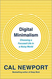 «Цифровой минимализм», Кэл Ньюпорт