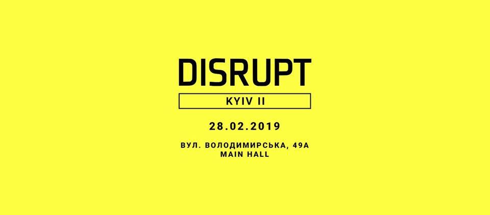 Disrupt HR Kyiv II