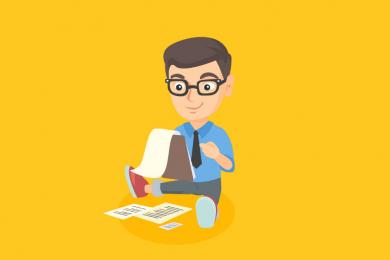 Заполните анкету печатными буквами и лично отнесите документы. Как быстро и легко открыть ФЛП и бизнес-счет