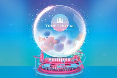 Украинская компания Truff Royal запускает совместный проект с Disney. Они будут продавать полезные сладости