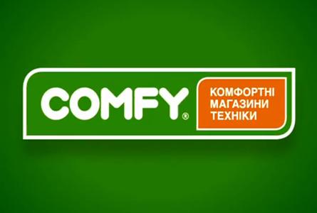 комфи лого