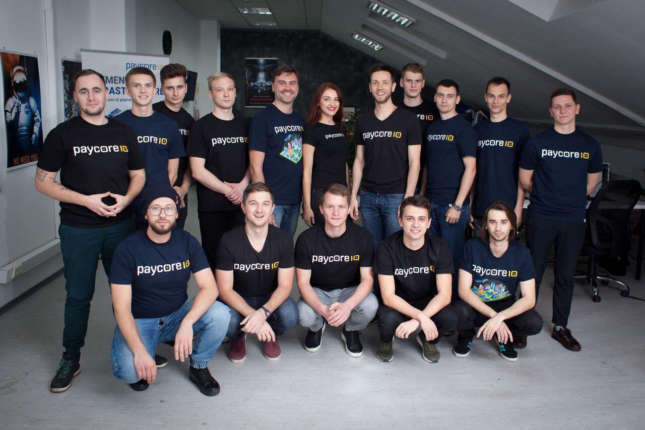 Команда PayCore