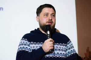 Борис Батуринец, руководитель «Бюро Бумажкин»