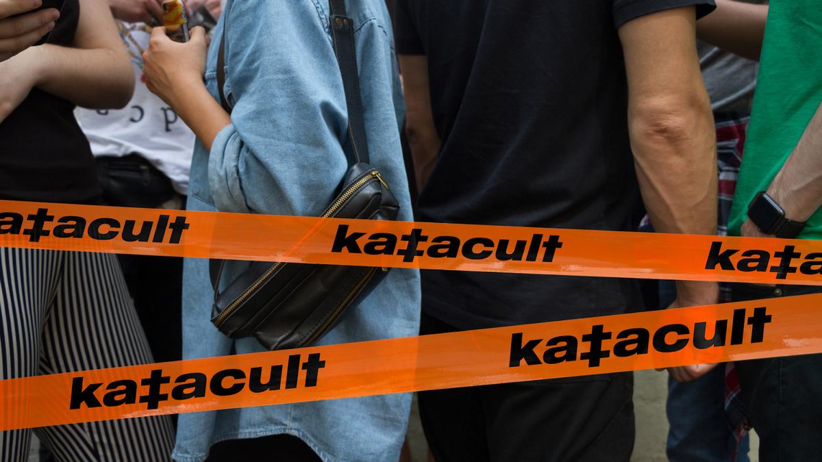 Глеб Петров из Madcats – о брендинге билетного оператора Katacult