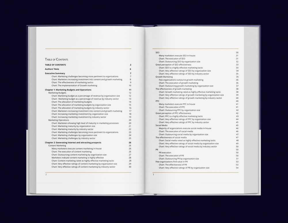 Ответ на вопрос маркетолога «Что я делаю не так?»: самое интересное из исследования 2019 Marketing Benchmark Report