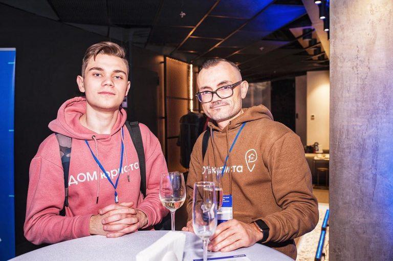 Никита и Олег Смотровы