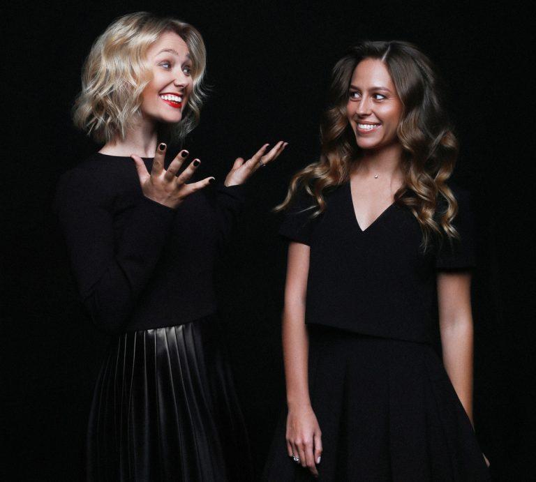 Валерия Ионан и Надежда Табанюк