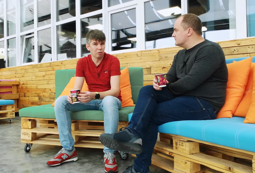«Товарооборот компании PROM.ua – 1 млрд. гривен в месяц». Со-основатель Prom.ua Николай Палиенко в блоге «Большая Рыба»