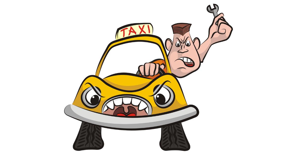 Я вызвал такси незнакомцу. Кто должен платить и могут ли меня оштрафовать