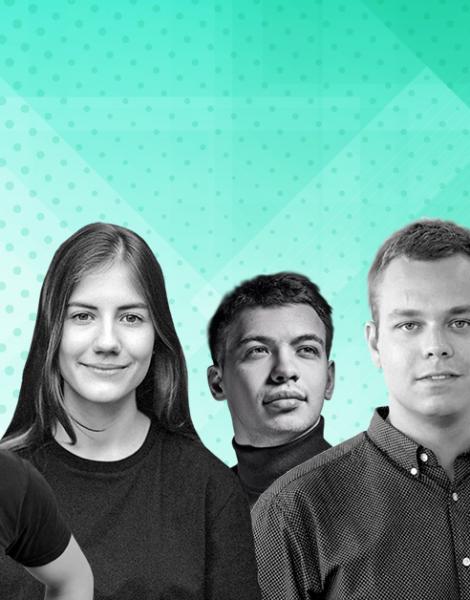 Рейтинг редакции «Новые имена». Читатели выбирают самых ярких предпринимателей возрастом до 25 лет