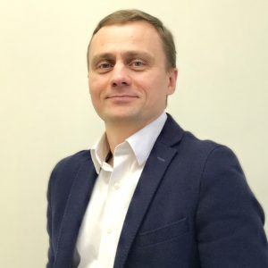 Андрей Курсий, CEO сервиса заказа продуктов Zakaz.ua