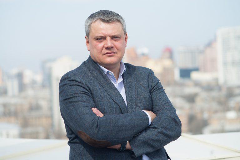 Олег Майборода, генеральный директор компании «Укрбуд Девелопмент»