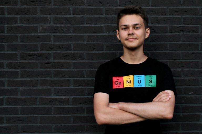 Игорь Левенец, 19 лет