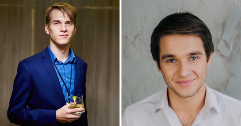 Константин Дармостук, 24 года и Артем Жердев, 25 лет