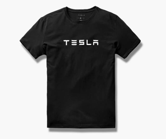 Серия одежды от Tesla