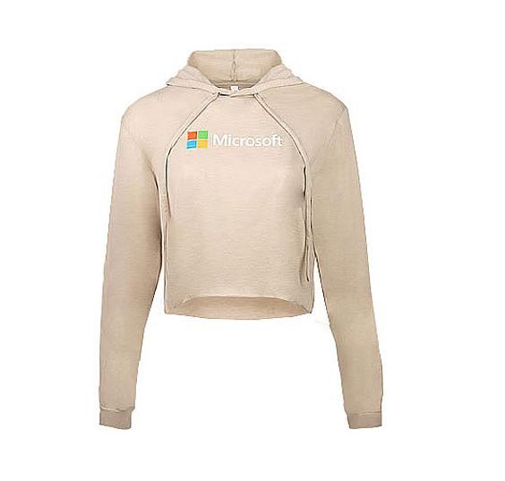 Серия одежды от Microsoft