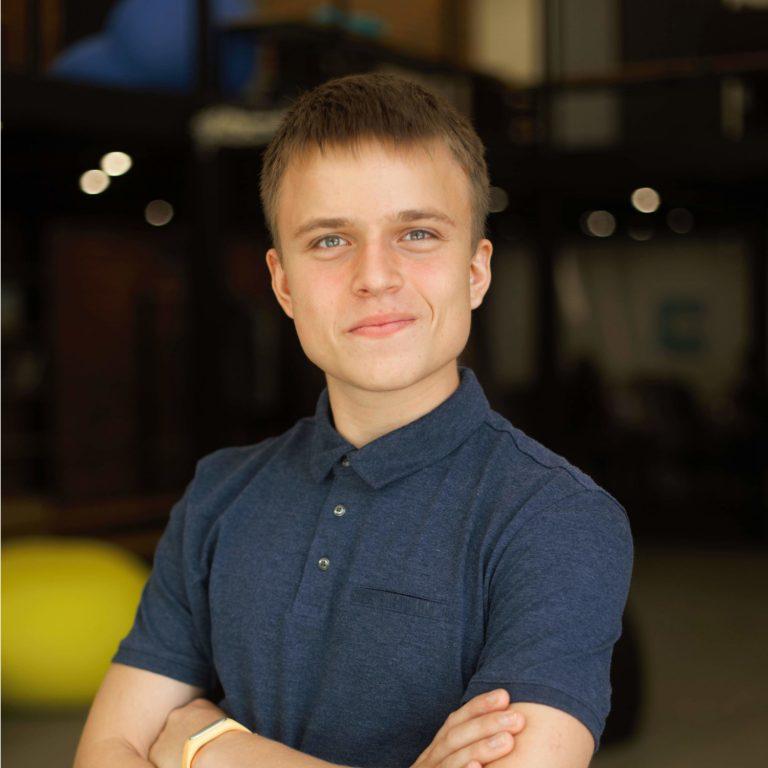 Андрей Коноваленко, 22 года
