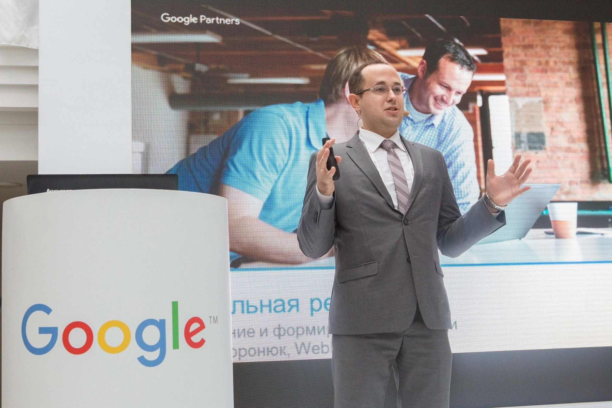 Антон Воронюк, WebPromo