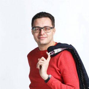 Павел Яковенко, сооснователь и исполнительный директор в CRMiUM: