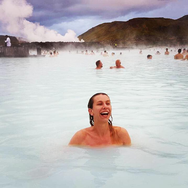 Blue Lagoon (Исландия)