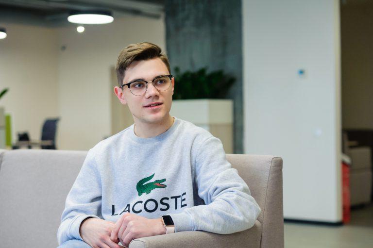 Никита Смотров, сооснователь платформы «Дом юриста»