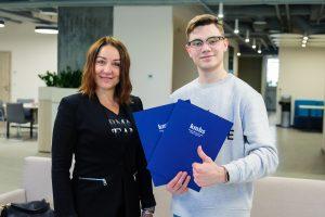 Рейтинг «Новые лица»: Альфа-Банк Украина вручил собственный приз 19-летнему предпринимателю