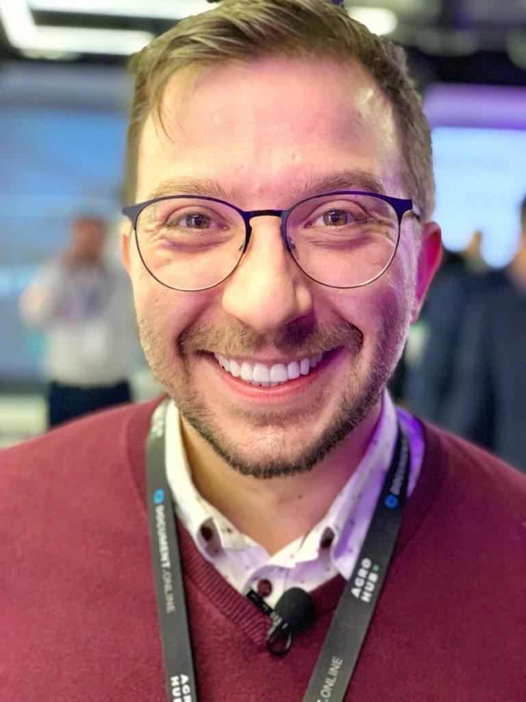 Денис Балон, сооснователь и директор компании Tradomatic