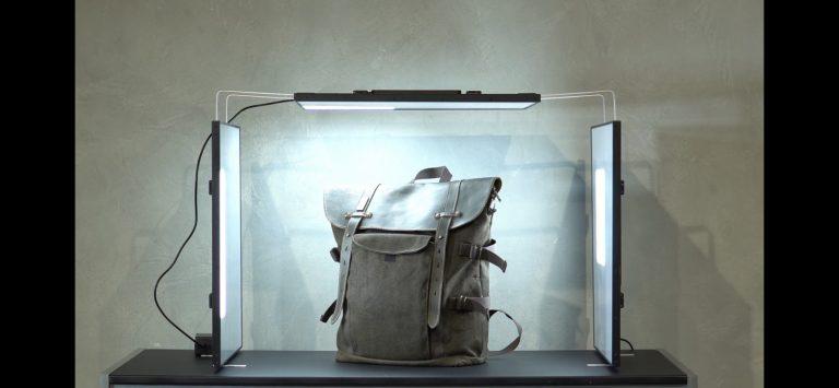 Photon light module system – портативная фотостудия