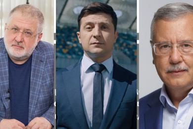 Коломойский против Украины, Гриценко против Google, Зеленский против всех: 5 главных новостей недели