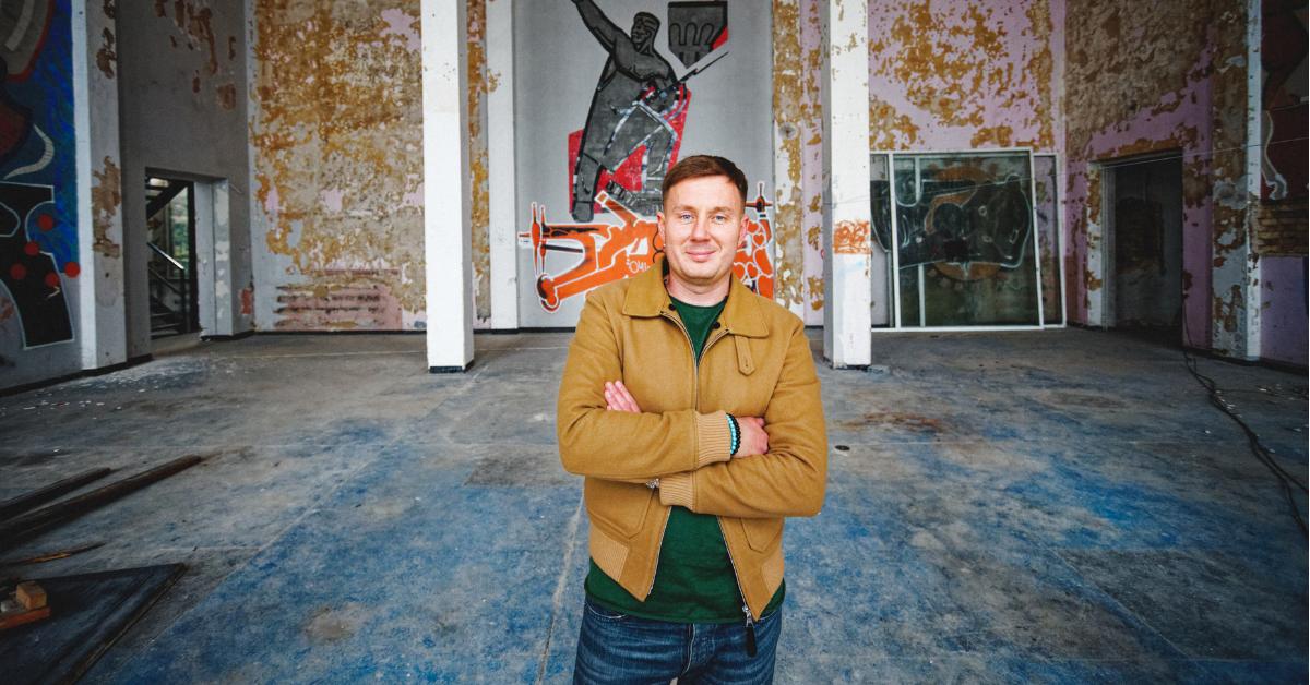 Роман Тугашев открывает «БУХТА Food Station» возле Киевского речного вокзала. Мы узнали подробности
