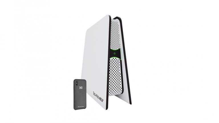 Technovator – беспроводная зарядка для телефонов