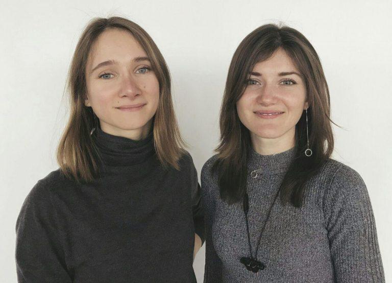 Анна Грабовская и Виктория Наливайко