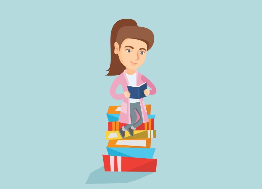 Покупать книги, даже если нет времени их прочесть, – хорошая привычка. Вот почему