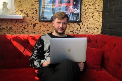 Сергей Коваленко, сооснователь Tolstoy Comments