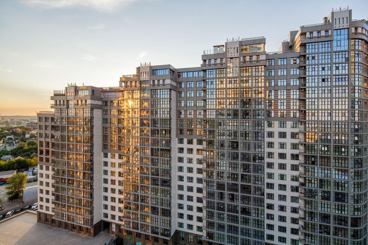 У каждого дома – своя особенность архитектуры