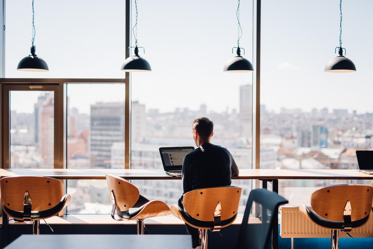 Коворкинг CQ работает как офис под ключ