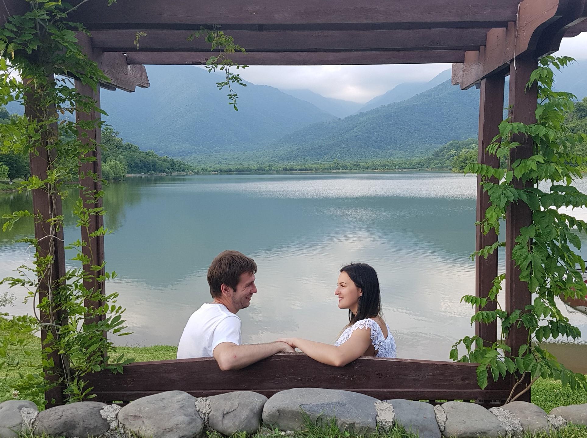 Александр и Екатерина Белоконь
