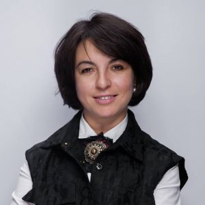 Анна Деревянко, исполнительный директор Европейской Бизнес Ассоциации