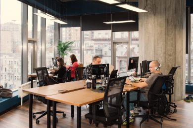 В коворкинге CQ на Бассейной разместились 50 разработчиков Intellias
