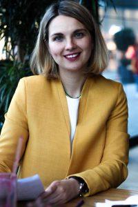 Анна Щербий-Шендоган, психолог