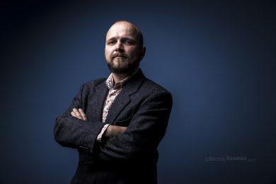 Михаил Красюк, консультант по вопросам стратегических коммуникаций