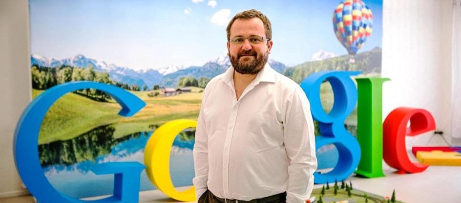 Дмитрий Шоломко, гендиректор Google Украина