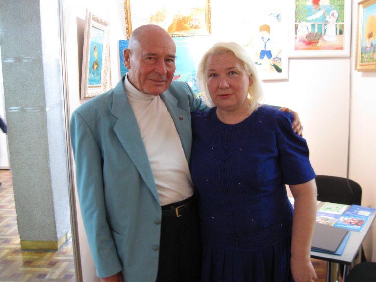 София Кныш и Андре Лабан